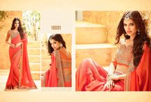 Latest Designer Heavy Sarees Collection