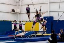 Tous au Sport sur Trampoline / Le trampoline est entré aux Jeux Olympiques en 2000. Il est devenu depuis une épreuve sportive à part entière, qui demande des qualités physiques impressionnantes !
