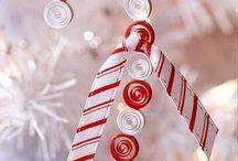 karácsonyi quilling