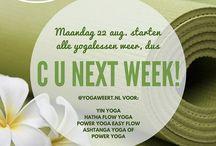 YW Instagram Tot volgende week!