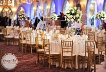 Belvedere Chateau Wedding Pictures / Picture gallery of exquisite decor and floral arrangements