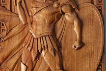 vyrezávanie do dreva