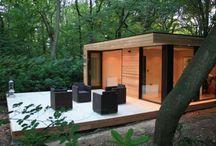 cabin / by Un jour de moins Designs