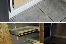 inspiração armário cozinha