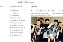 GOT7 / GOT7, K-pop