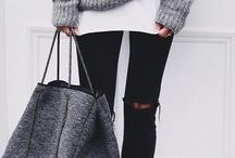 Autumn/Winter casual style