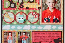 Scrapbooking and card making ideas