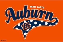 Auburn - War Eagle! / All things Auburn! / by Christy McCown