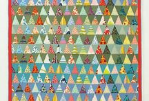 Quilts - Equilateral Triangle