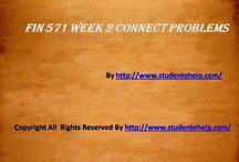 FIN 571 Week 2