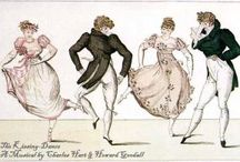 Dance/Balls/Assemblies in the Regency / Everything related to dance, balls and assemblies during the Georgian and Regency periods. (For music, instruments and instrument makers, see Regency Music. For ballet, see Theatre/Opera/Ballet.)