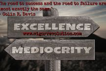 Vigorous Daily Motivational Quotes / Learn the mindset principles of change, success and happiness.