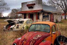 voitures epaves