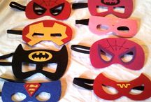 ENTERTAINING - One-Der Baby Super Hero First Birthday / Ideas for a Super Hero Theme First Birthday Party