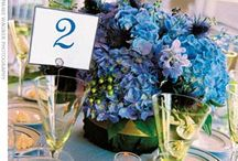 Wedding Tablescapes / #wedding #tablescape #design