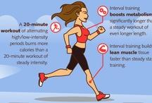 my fitness / by Darrah Dean
