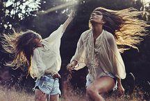 **Sisterhood** / by Sami Sue