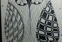 Zen Doodles / by Michele Burnett
