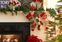Christmas Decor / by Heidi Steinert