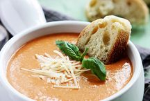 Creamy Tomatoes Soup