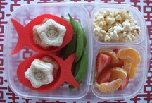 {food}:Bento Box Lunch ideas / Lunch Box ideas