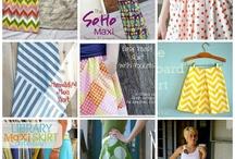 Stiksels ❤ zelf naaien / Naaipatronen