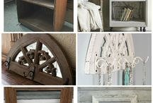 THRIFTY TRANSFORMATIONS / Inexpensive projects and makeovers using items found at Goodwill, yard sales and thrift stores.