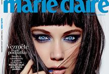 Marie Claire CZ Beauty cover
