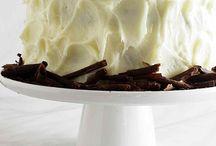 Intense chocolate cake / Cake