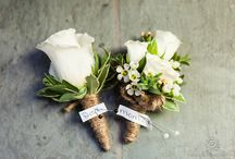 buttonhole and corsages
