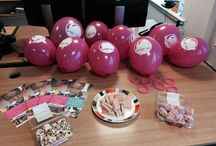 Smile in Pink Day / We raised £100 in sponsorship from friends and family for Smile in Pink Day 2015 for Bridge2Aid!