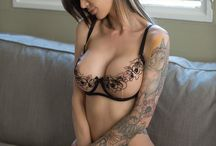 Beautiful Bodies and Tattoos.