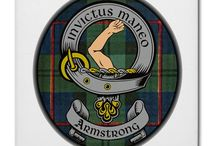 Armstrong Clan / This board is about my family heritage