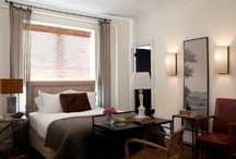 Bedroom / by Maria Bretz