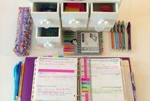 Ideas and organization