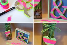 Masking Tape DIY / DIY Bastelideen Inspirationen für Washi Tape / by Anja Naehkitz
