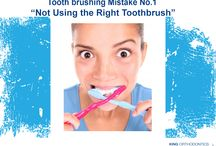 Toothbrushing Mistakes / Know the common mistakes usually done during toothbrushing