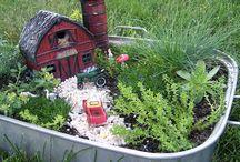 Miniature Farm Gardens