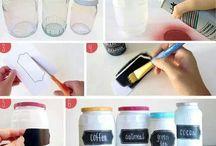 frascos de gerber