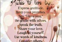 Favorite quotes...