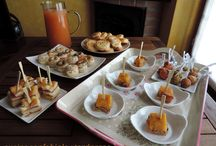 Finger Food / Ricette per Party, Buffet, o Aperitivi