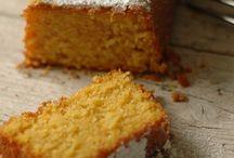 Plum-cake con zucca e zenzero