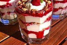 desert ohne Zucker