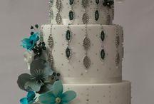 jewelled cakes