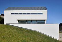 ARCHITEKTURA - domy na skarpie