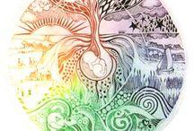 Tatoeage levensboom