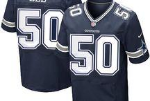 Cowboys #50 Sean Lee Home Team Color Authentic Elite Official Jersey