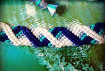 Karkötő minták