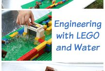 Lego science for Girls!!
