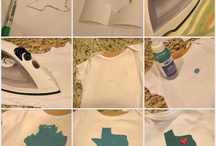 DIY: Freezer Paper Stencils / Stencils & Ideas / by Diana D